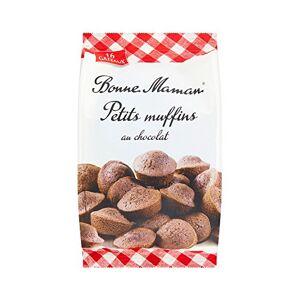 Bonne Maman Petits muffins au chocolat Le paquet de 235g - Publicité