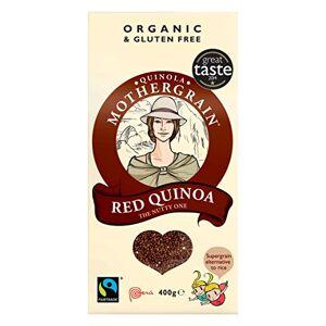 Alice & Oscar's Quinola Organic Red Quinoa 400 g - Publicité