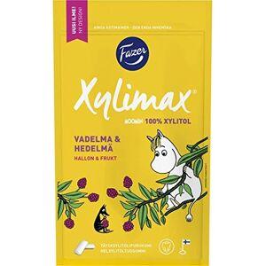 Fazer Moomin Raspberry & Fruit Chewing-gum 20 Packs of 100g - Publicité
