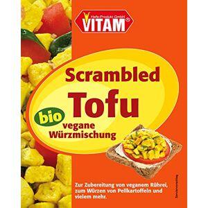 VITAM Tofu brouillé mélange d'assaisonnements 17g - Publicité