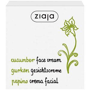 ZIAJA Gurke Gesichtscreme mit Vitaminen A, E und Pro-Vitamin B5 50ml - Publicité