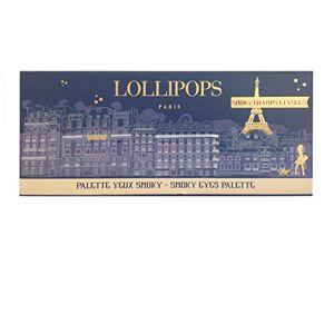 Lollipops Palette Yeux Smoky Champs Elysées - Publicité