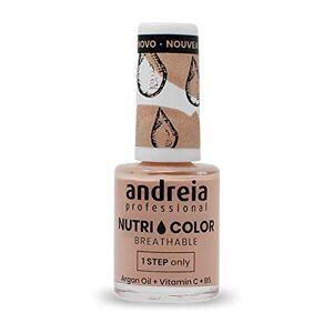 Andreia Professional NutriColor Vernis  Ongles Vegan Respirant NC8 Nu 10.5ml - Publicité