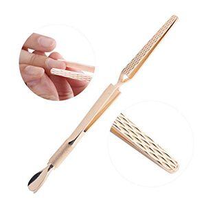 TMISHION Nail Magic Wand Clip pour modelage des ongles, pince pour vernis  ongles (doré) - Publicité