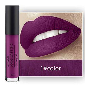 VANKER Mat imperméable à l'eau non-Stick Gloss lèvres lustre 1