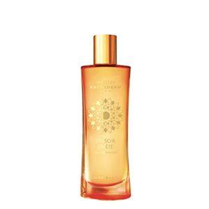 Institut Esthederm Paris Institut Esthederm Eau de Parfum Un Soir en té Prolongez le Plaisir du Soleil Flacon Spray 50ml - Publicité