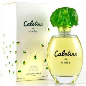 GRS Parfum Cabotine de Grés Eau de Toilette Femme 100 ml. Publicité