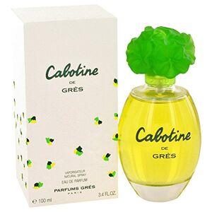 Parfums Gres Cabotine by  Eau de parfum en flacon vaporisateur 93,6gram/90ml - Publicité