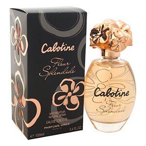 Parfums Gres Cabotine Fleur Splendide Eau de Toilette pour Femme, 100 ml - Publicité