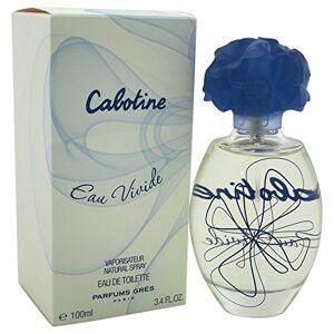 Parfums Gres Gres Cabotine Eau Vivide Eau De Toilette En Flacon Vaporisateur 100ml - Publicité