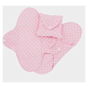 Imse Vimse Slimline Lot de serviettes hygiéniques lavables en jersey, pour femme - Publicité