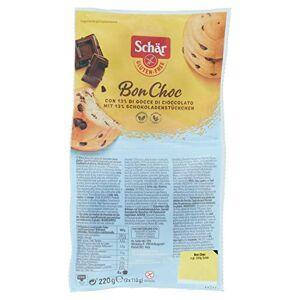 DR.SCHAR SpA Schar Bon Choc Con Gocce Di Cioccolato, 4 X 55g - Publicité