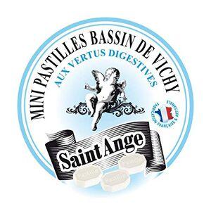 Saint-Ange Pastilles du bassin de Vichy 50g - Publicité