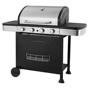 Happy Garden Barbecue au gaz Houston 4 brleurs avec thermomtre - Publicité