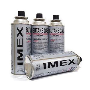 IMEX i-mex  Cartouches de gaz - Publicité