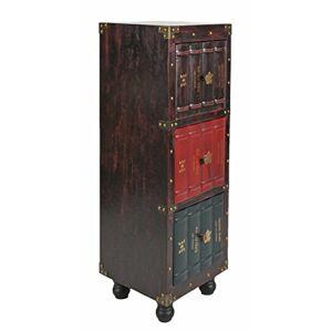 ts-ideen Commode en Book Look/Tournure de Livres Antiques Style Vintage/Antique - Publicité