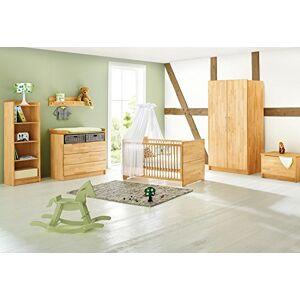 PINOLINO Natura Ensemble de meubles de chambre d'enfant (Large, 3pices) - Publicité