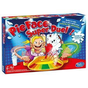Hasbro C0193 Gaming C01931010 Pie Face Super Duel Le Jeu De La Chantilly - Publicité