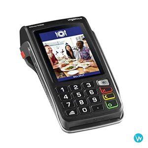 Ingenico Lecteur carte bancaire portable  MOVE 5000 BEM 3G Wifi - Publicité