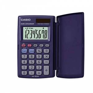 Casio HS 8VER Calculatrice Bureau - Publicité