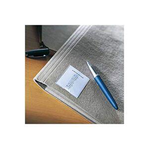 3L Porte-étiquettes adhésifs anti reflet 55 x 102 mm pochette de 6 - Publicité
