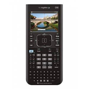 Texas Instruments TI-Nspire / N3CAS/CLM/2E5/F Calculatrice CX CAS cran couleur - Publicité
