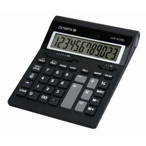 Olympia LCD612 Calculatrice Noir - Publicité