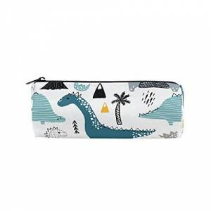 ISAOA Isaao Trousse ronde style scandinave portable sac de rangement porte-stylo porte-stylo pour enfants étudiants ou officiers - Publicité