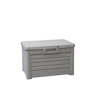 TOOMAX Art. 158 Compact Box Florida Malle de Rangement Résine Gris 73 x 50,5 x 46,5 cm - Publicité