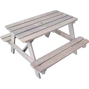 Soulet Table de Pique-Nique en Bois pour Enfant Picnic - Publicité