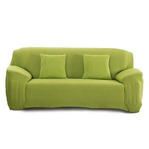 Cornasee Housse de canapé Extensible 3 Places avec accoudoirs,Revtement de Canapé (Vert,3 Places) - Publicité