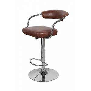 Kayoom Bar Chair Midnight 525 Set of 2 Coffee - Publicité