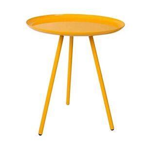 Felis Lifestyle 2300077 Frost Table basse Mtal Blanc 39 x 39 x 45 cm - Publicité