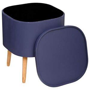 ATMOSPHERA CREATEUR D'INTERIEUR Atmosphera 2 en 1 Table Basse + Coffre de Rangement Style Nordique Coloris Violet - Publicité
