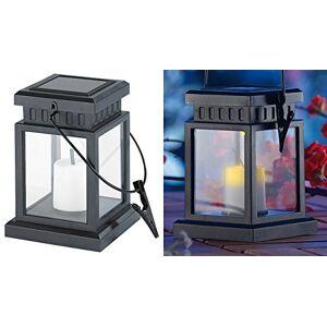 Lunartec Lanterne Solaire  LED Design Asiatique - Publicité