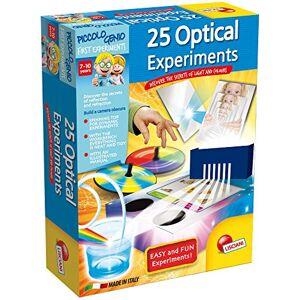 Lisciani E50161 I'm Genius 25 Expériences Optiques Multicolore Taille Unique - Publicité