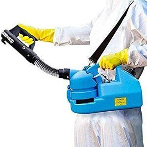 SAHAPA Pulvérisateur ULV Sprayer lectrique Pulvérisateur Atomiseur,Machine de Désinfection de Machine de Brumisateur Portative de Pulvérisateur électrique 7L ULV pour Les Hpitaux Sprayer - Publicité