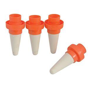 Hozelock 25,4cm Petits Pots Coniques AquasoloOrange (Lot de 4) S Multicolore - Publicité