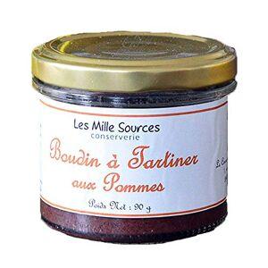 MADE IN FRANCE BOX Boudin  tartiner  la chtaigne Les milles sources - Publicité