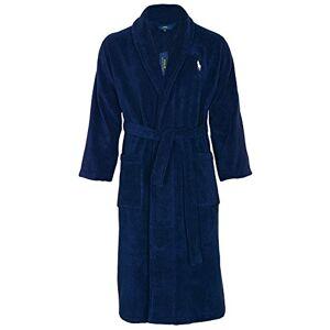 Ralph Lauren Polo Ralph Lauren Kimono L/S Shawl-Robe Chambre, Blau (Cruise Navy 001), S/M Homme - Publicité