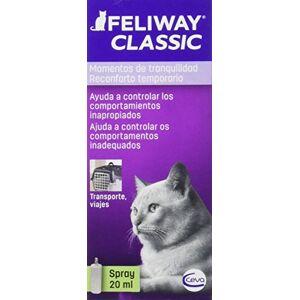 Feliway FELI003 Solution Pratique/Efficace pour Le Confort de Chat - Publicité