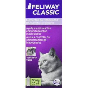 Feliway FELI003 Solution Pratique/Efficace pour Le Confort de Chat - Publicité