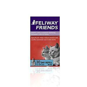 Feliway Friends Recharge de 30Jours - Publicité