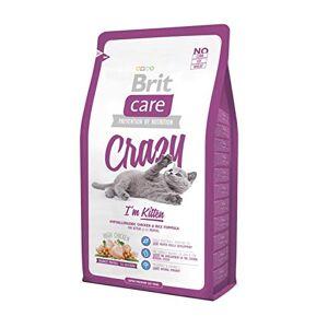 Brit Care Cat Crazy I'm Kitten Croquette pour Chatons 7 kg - Publicité