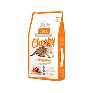 Brit Care Cat Cheeky I'm Living Outdoor Croquette pour Chat Adulte 7 kg - Publicité