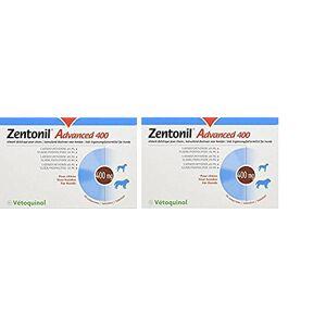 Zentonil Advanced 400-2 x 30 comprimés (60 comprimés). Publicité