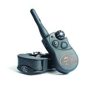 SportDOG Systme avec Collier de Dressage pour Chien, Télécommande SportTrainer, Submersible, 7 Niveaux de Stimulation (lectrostatique, Vibration, Signal Sonore) Portée 450 m - Publicité