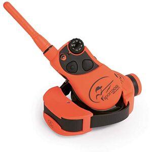 SportDOG Systme de dressage pour chien avec collier et Beeper. 3 modes (impulsion électrostatique, vibration, tonalité), portée 1600m  1 Télécommande pour 3 chiens Modle SD-1875E - Publicité