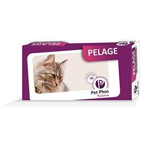 Pet Phos Pet-Phos félin spécial pelage 36 comprimés - Publicité