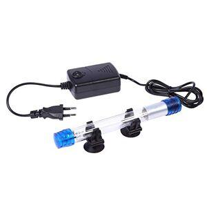 AILOVA 3 Types Stérilisateurs UV pour Bassin d'Agrément Lumire Germicide pour Aquarium Ultraviolet Lampe Submersible Plongée Poisson Récif Corail Réservoir Bactéricide (11W) - Publicité